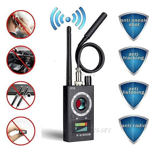 Anti Spy Hidden Camera Detector