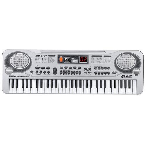61-Key Keyboard Piano
