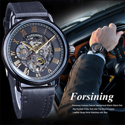 Mechanical Watch Waterproof