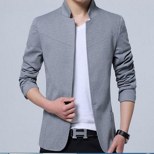 5XL Blazer for Men Suits Silm Fit