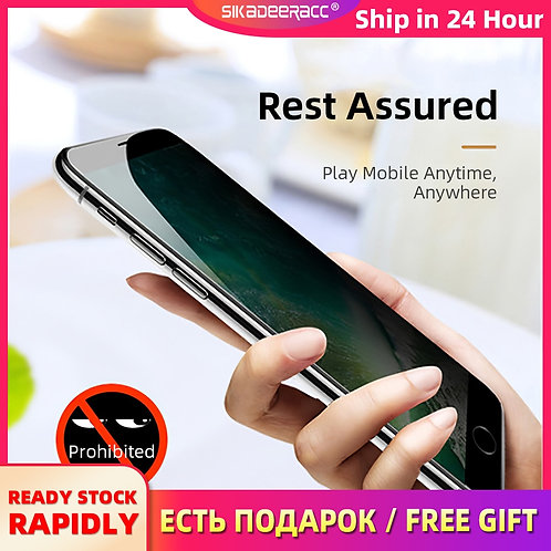 Anti Spy Screen Protector for Huawei P30 Pro Lite Mate 20 Pro 20X P20 Pro