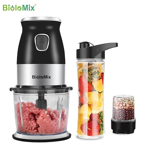 500W Portable Personal Blender Mixer Food