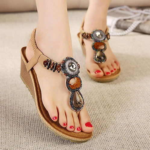 Sandals Shoes for Women Bohemia Sandals