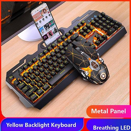 Gaming Keyboard Gaming Mouse Mechanical Feeling