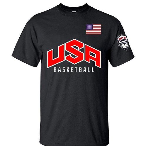 American Flag  T-Shirt for men