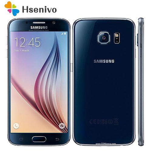 100% Unlocked Samsung Galaxy S6 G920 4G LET Mobile Phones  Original Samsung S6