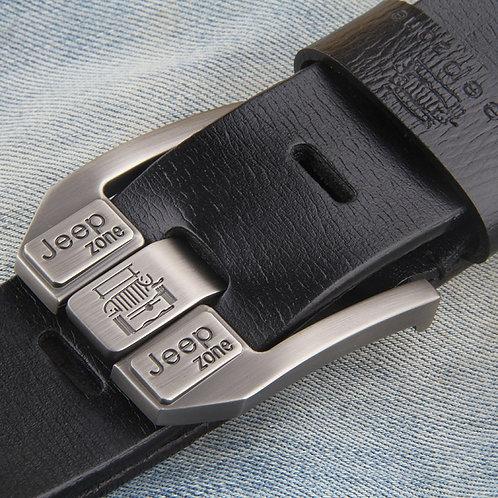 Designer Belts for Men Vintage Cow Genuine Leather