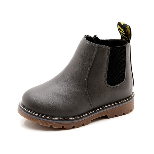 Ankle Boots Kids Leather Boots