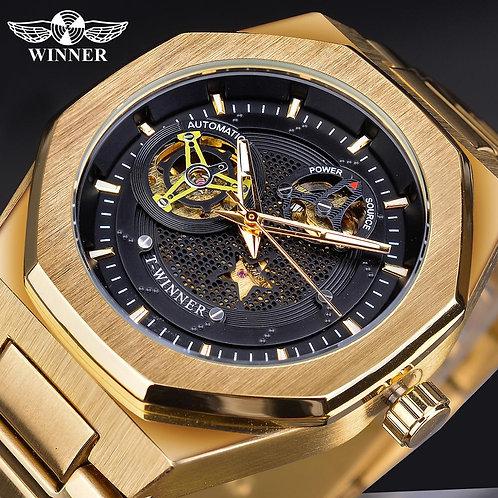 Men Automatic Mechanical Watch