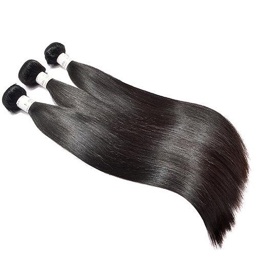 100% brazilian loose bulk human hair black women natural brazilian hair pieces