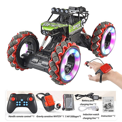 4WD RC Car Toys 2.4G Updated Version Radio Control for children