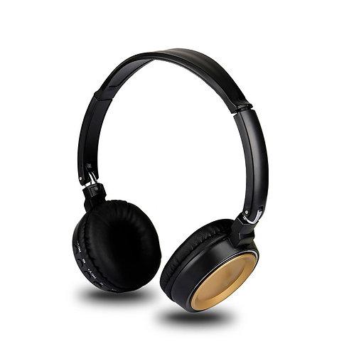 Hifi Overhead Wireless RF Radio USB C 30mm 40mm Driver Unit Headphones Built in