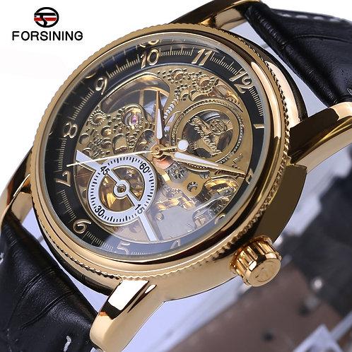 Forsining Royal Automatic Mechanical Skeleton Watch for Men