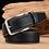 Thumbnail: Men Belts Genuine Leather Luxury Designer Brown Vintage