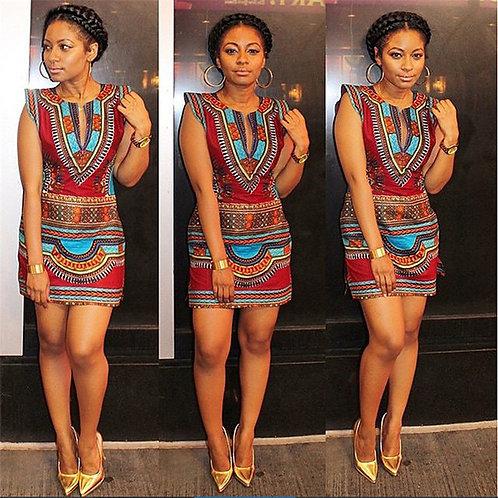 African Clothes Dashiki Print