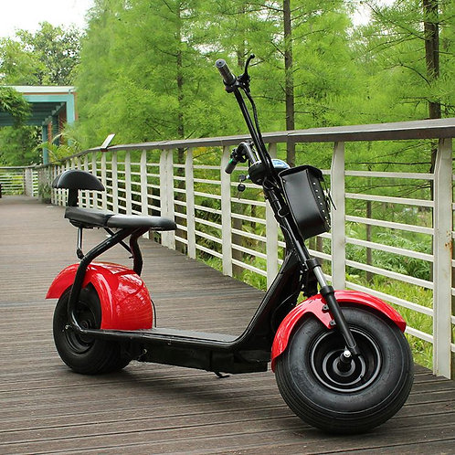 Scrooser seev citycoco electric scooter 800w YIDE mini adult electric mini chopp