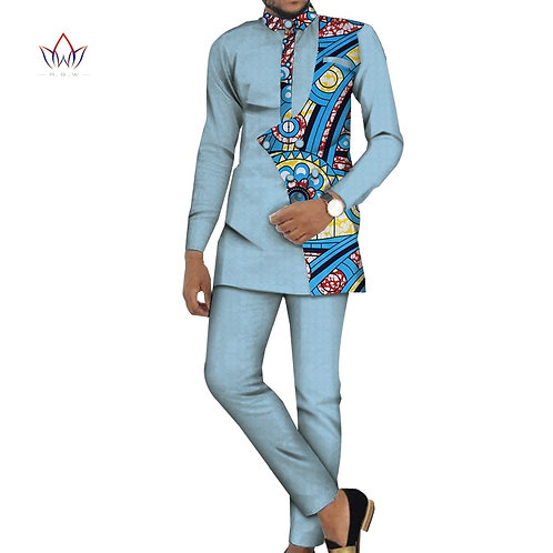 2 Pieces Pants Sets African Design Clothing African style