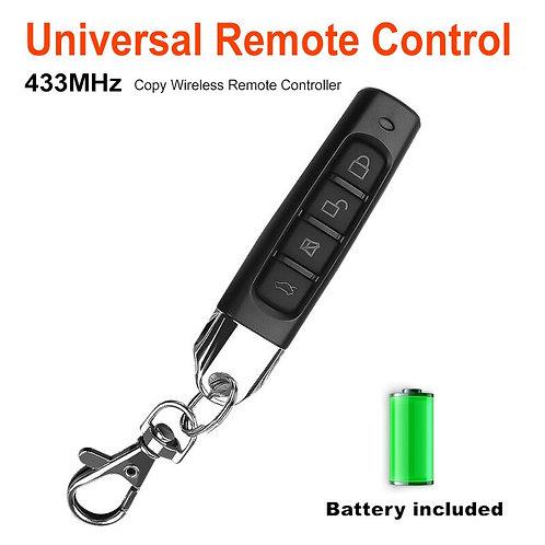 Auto Pair Copy Remote 4 Channels Garage Gate Door Key