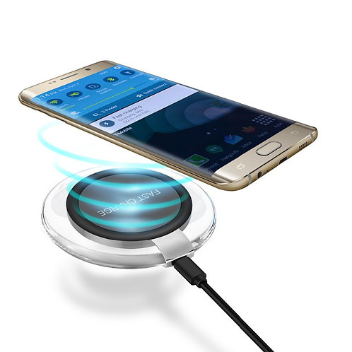 2018 New Products Wholesale Fast Universal QI Wireless Charger For iPhone 8 Wire
