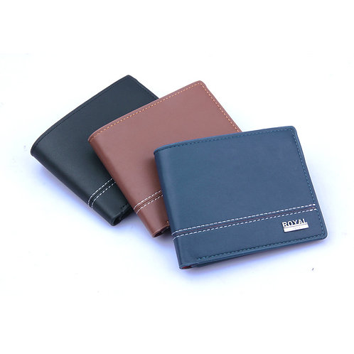 Mens Leather Wallet Slim Leather Wallet Card Wallet Leather