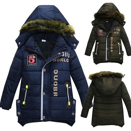 Kids Girls Jacket for Winter