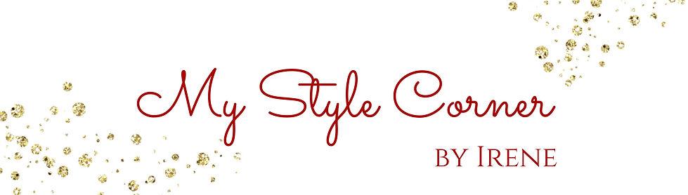 Logo de My Style Corner by Irene