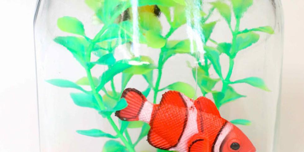 Fake Mini Aquariums!