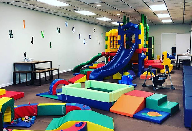indoor playground nashville