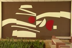 Patio Mural 1
