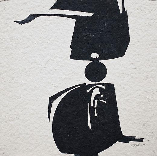 Pedro de Oraá serie Estáticos c 2010 acr