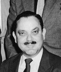 Luis Martinez Pedro