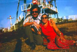 Pedro y Melva
