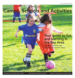 2017 Camps Guide - Cover