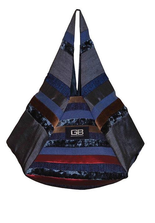 GB ® GALINA BIRYUKOVA женская сумка BLACK SHELL