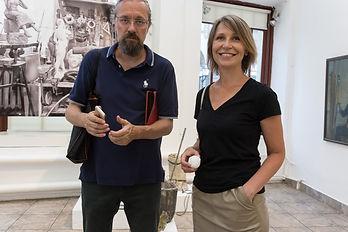 Николай Бирюков и Галина Бирюкова