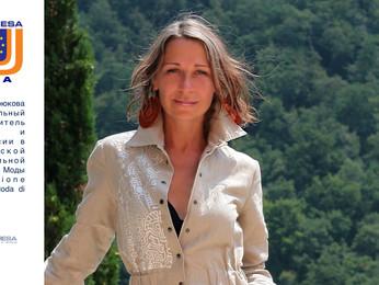Federazione Nazionale Moda di Unimpresa. Galina Biryukova