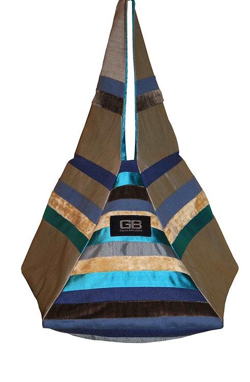 GB ® GALINA BIRYUKOVA женская сумка BLUE SHELL
