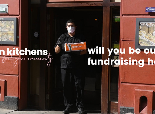 Can you help us raise money, to feed those in need?