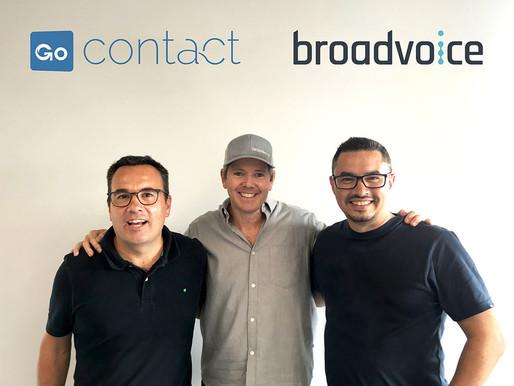 Broadvoice fecha aquisição da GoContact e reforça portfolio tecnológico e presença internacional