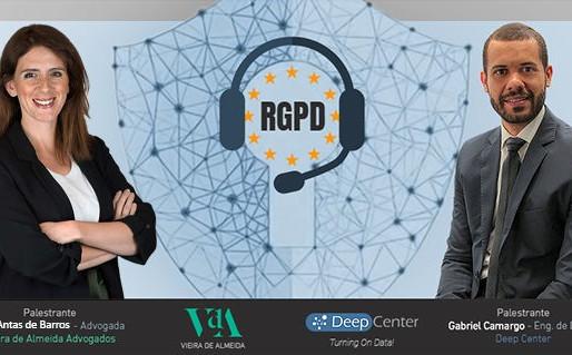 Convite Workshop APCC - RGPD