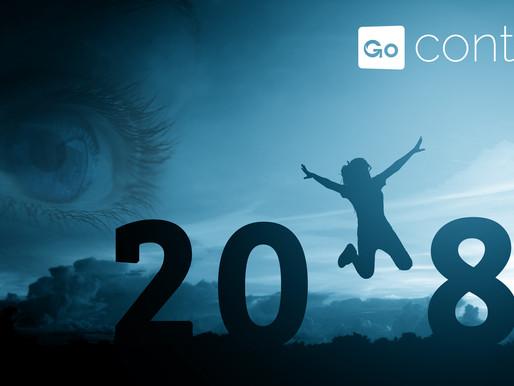 2017, O MELHOR ANO DE SEMPRE DA GOCONTACT