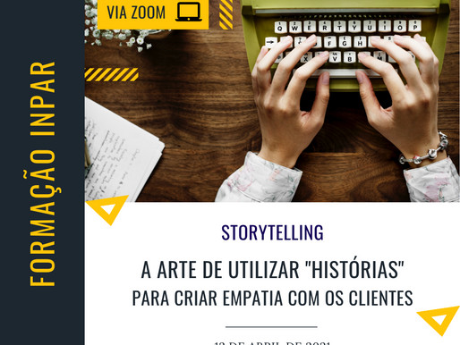 Storytelling | 12 de Abril de 2021 (2ª FEIRA)
