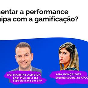 Como aumentar a performance da sua equipa com a gamificação | WEBINAR 27/10 das 10h às 11h00