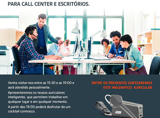 OPEN DAY PLANTRONICS - DIA 10 DE MAIO