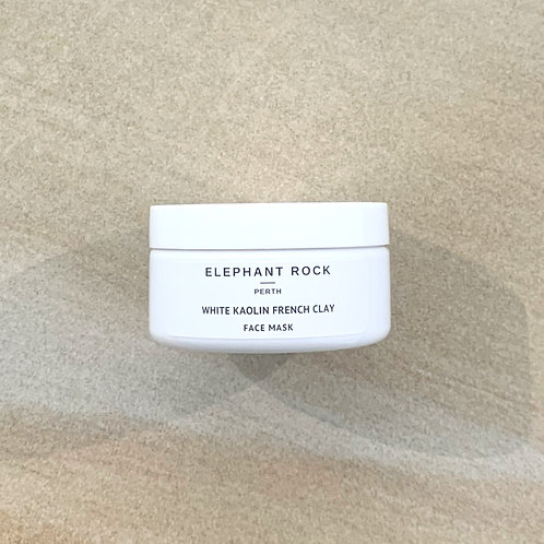 White Kaolin French Clay Face Mask