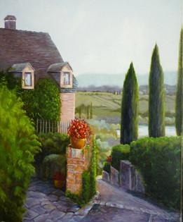 In the Valley, Beynac, Medieval Village in France