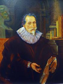 A Gentleman Scholar, after Ruebens