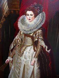 Brigida Spinola-Doria 1606,  after Rubens