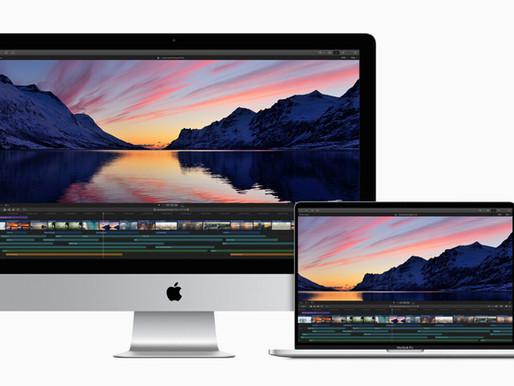 Apple Final Cut Pro X atualizado para a versão 10.4.9