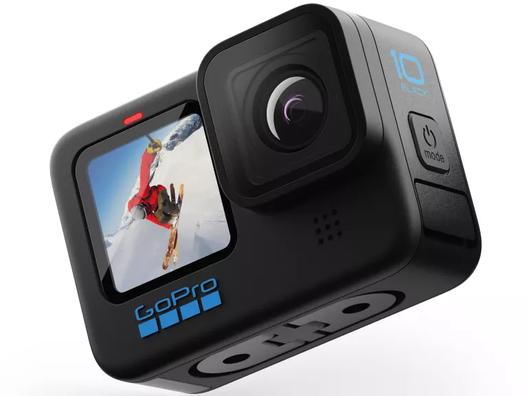 Anunciada a nova GoPro HERO 10 Black!